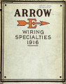 Catalog of wiring specialties manufactured by the Arrow Electric Company, Hartford, Connecticut