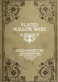 Plated hollow ware : first division