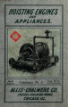 Hoisting and haulage engines and appliances : catalogue no. 2