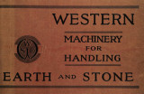 Western machinery for handling earth and stone