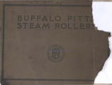 Buffalo Pitts steam rollers