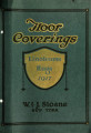 Floor coverings : linoleums, rugs, 1917