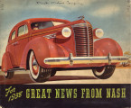 For 1938, great news from Nash