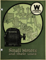 Westinghouse small motors