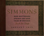 Simmons beds, mattresses, springs : built for sleep