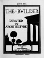 The Builder - June, 1913