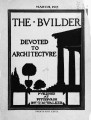 The Builder - March, 1915