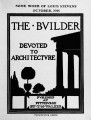The Builder - October, 1915