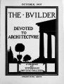 The Builder - October, 1907