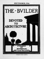 The Builder - September, 1914