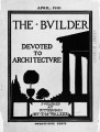 The Builder - April, 1910