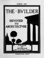 The Builder - April, 1911