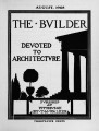 The Builder - August, 1908