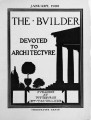 The Builder - January, 1908