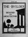 The Builder - July, 1917