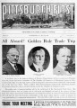 Pittsburgh first vol. 2 1920-1921