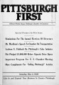 Pittsburgh first vol. 7 1925-1926
