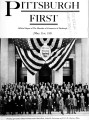 Pittsburgh first vol. 3 1921-1922