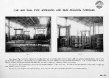 Car and ball type annealing and heat treating furnaces.