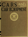 Cars and car equipment