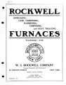 Rockwell annealing, case-hardening, hardening, tempering and heat treating furnaces