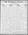 The Conshohocken Recorder, January 11, 1918