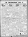 The Conshohocken Recorder, March 11, 1921