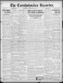 The Conshohocken Recorder, April 5, 1921