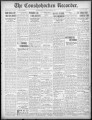 The Conshohocken Recorder, March 9, 1923