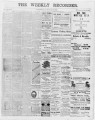 The Conshohocken Recorder, May 15, 1891