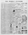 The Conshohocken Recorder, October 9, 1891