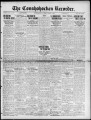 The Conshohocken Recorder, March 23, 1926