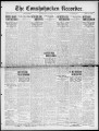 The Conshohocken Recorder, May 18, 1926