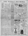 The Conshohocken Recorder, September 29, 1883