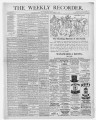 The Conshohocken Recorder, November 10, 1883
