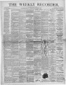 The Conshohocken Recorder, December 1, 1883