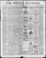 The Conshohocken Recorder, March 28, 1885