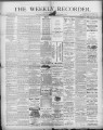 The Conshohocken Recorder, September 3, 1887