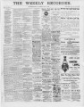 The Conshohocken Recorder, December 27, 1889