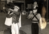 Buglers Sounding Taps, Armistice Day, 1942