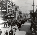 Armistice Day Parade, West Third Street