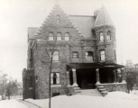 835 West Fourth Street at the turn of the century