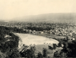 Bird's eye view of Williamsport from Vallamont Park