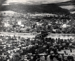 Aerial view of Williamsport looking north, 1922