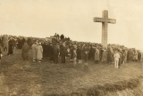 Easter Sunrise Service, Grampian Hills, April 28, 1935