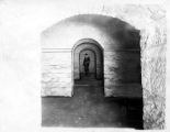 [Court house] Basement, once used as county jail, March, 1929