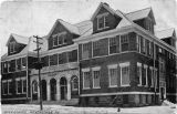 Meyersdale High School in 1910
