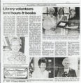 Library Volunteers Lend Hours and Books