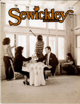 Sewickley Magazine - April 1985