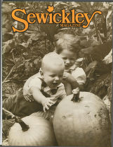 Sewickley Magazine - October 1984...